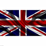 UNION JACK GREAT BRITAIN BRITISH SPORT OLYMPICS JUBILEE LARGE 5 X 3FT FANS FLAG