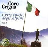 I Veri Canti Degli Alpini V.1