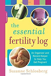 The Essential Fertility Log: An Organizer and Record Keeper to Help You Get Pregnant