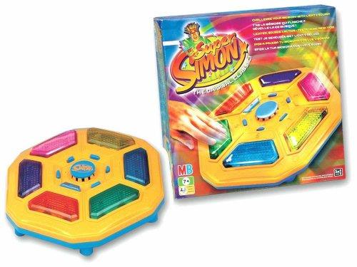Hasbro Juegos en Familia Super Simon 57023186