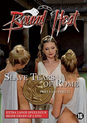 Bound Heat: Slave Tears of Rome: Part I & II ( Slave Tears of Rome: Part 1 and 2 ) [ NON-USA FORMAT, PAL, Reg.0 Import - Netherlands ] by Hana Ramchova