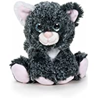 Famosa Softies Peluche Nature Mini Gatito, Color Negro (760015960)