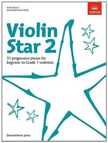 Violin Star 2, Accompaniment book (Violin Star (ABRSM))
