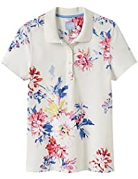Joules Pippaprint Womens Polo Shirt (Y)