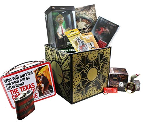 Horror Movies Collectibles | Horror LookSee Collectors Box | Collector's Edition