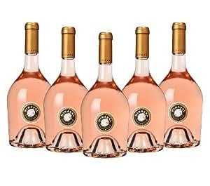 Miraval Rosé 2012 Wine AOC Côtes de Provence 75cl (Case of 6)