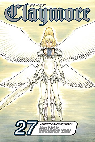 Claymore Volume 27