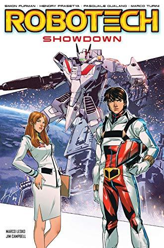 Robotech Vol. 5: Showdown (English Edition)