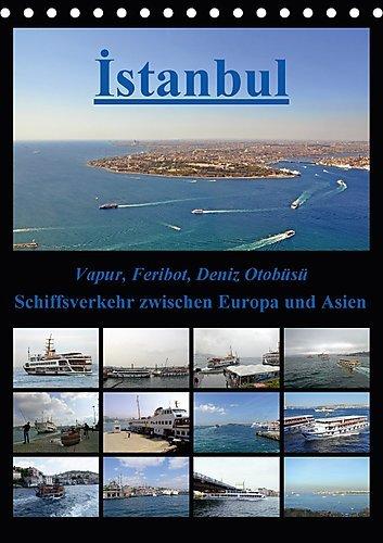 istanbul-schiffsverkehr-zwischen-europa-und-asien-tischkalender-2017-din-a5-hoch-fahrschiffe-auf-mar