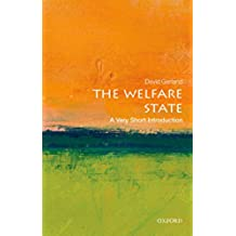 The Welfare State: A Very Short Introduction (Very Short Introductions) (English Edition)