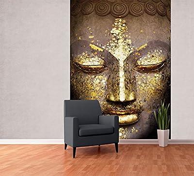 1Wall W2PL-BUDDHA-001 Buddha Wall Mural / Fototapete