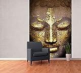 1Wall W2PL-BUDDHA-001 Buddha Wall Mural/Fototapete