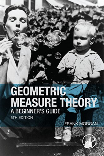 Geometric Measure Theory: A Beginner's Guide (English Edition) -