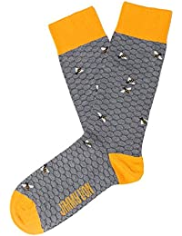 Jimmy Lion Bees, Calcetines para Hombre