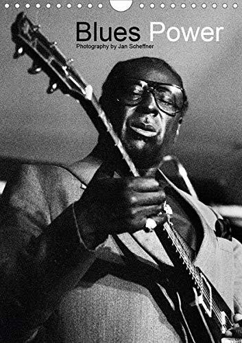 Blues Power (Wandkalender 2020 DIN A4 hoch): Klassische S/W Aufnahmen bekannter Musiker der Blues Geschichte (Monatskalender, 14 Seiten ) (CALVENDO Kunst)