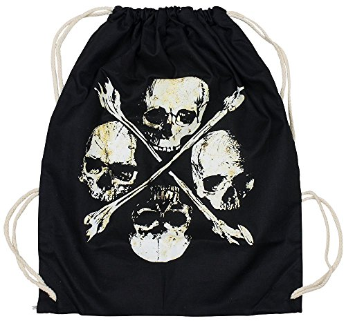 top-fuel-fashion-rucksackbeutel-four-skulls