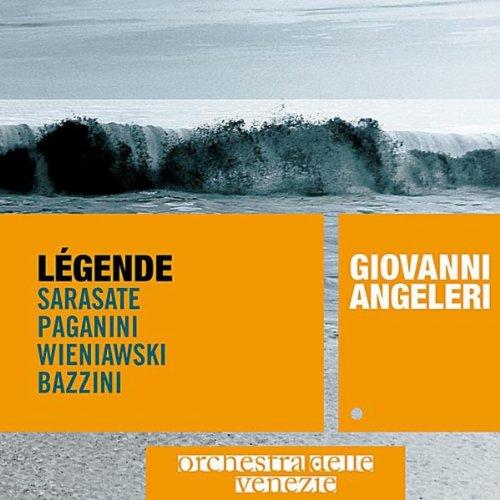 Legende - Sarasate, Paganini, Bazzini, Wieniawski: Works for Violin and Orchestra