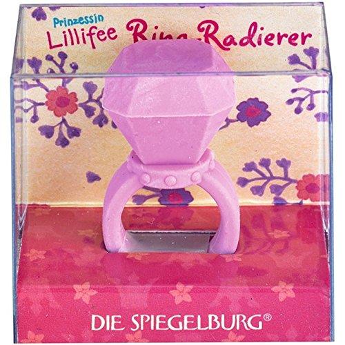 Spiegelburg 11596 Ring-Radierer Prinzessin Lillifee, sortiert-Preis für 1 Stück