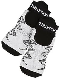 SALOMON - Chaussettes - SENSE S-LAB Gris/Noir