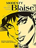 Front cover for the book Modesty Blaise by Peter O'Donnell