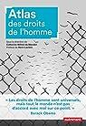 Atlas des droits de l'homme par Nicolas
