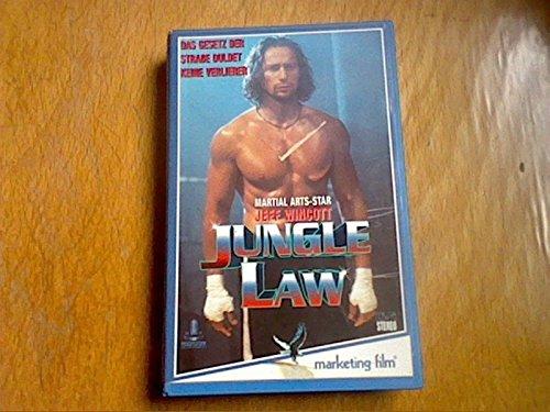 Preisvergleich Produktbild Jungle Law [VHS]