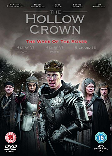 hollow-crown-the-wars-of-the-roses-3-dvd-edizione-regno-unito-reino-unido