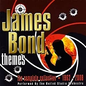 James Bond Themes - Complete Collection 1962-2015