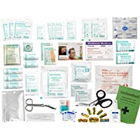 Komplett-Set Erste-Hilfe KITA PLUS 2 DIN/EN 13157 für Betriebe inkl. Hände-Antisept-Spray & Notfallbeatmungshilfe preisvergleich bei billige-tabletten.eu