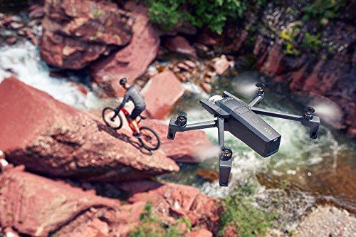 Parrot Anafi Base Drone con Videocamera HDR 4K con Gimbal con Inclinazione a 180°, Nero - 6