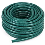 DripitTM 3 Layered Braided Water Hose Pipe, Garden Hose Pipe, Car Wash Water