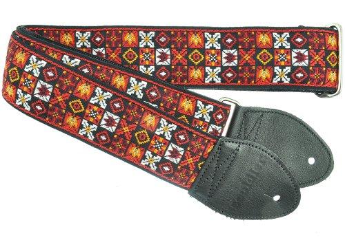 souldier-gs0295bk02bk-custom-ee-uu-hecho-a-mano-woodstock-correa-para-guitarra-electrica-color-rojo-
