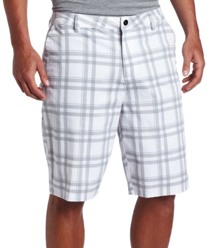 DC Shoes Herren DC Chino Walkshort 2, White Plaid, 30, D052810077_WILD -