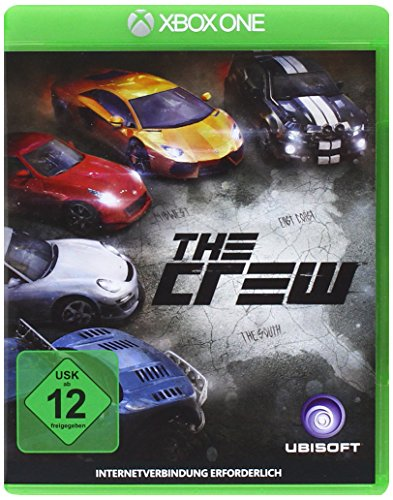 The Crew - [Xbox One] (Xbox-mmo-games)
