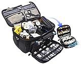ELITE BAGS GP´S Softbag-Arzttasche schwarz (40 x 21 x 25cm)