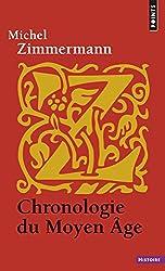 Chronologie du Moyen Age