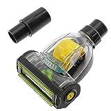 SPARES2GO universale, alla polvere e capelli de las animali retiro Mini Turbo Piso Spazzola per Aspirapolvere, 32mm/35mm