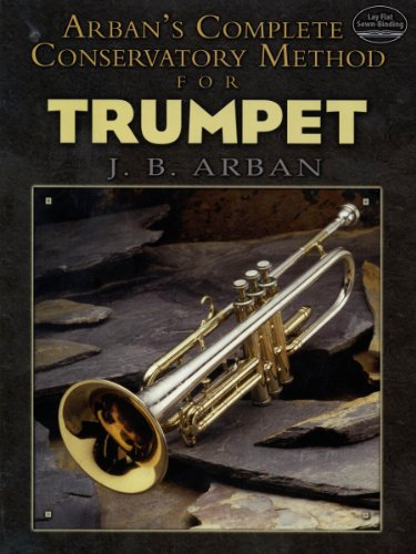 Arbans complete conservatory method for trumpet dover books on arbans complete conservatory method for trumpet dover books on music by arban fandeluxe Choice Image
