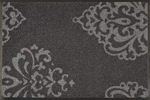 wash + dry Fumatte Lucia Grey 50x75 cm