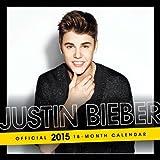 Justin Bieber 2015 18 Month Calendar