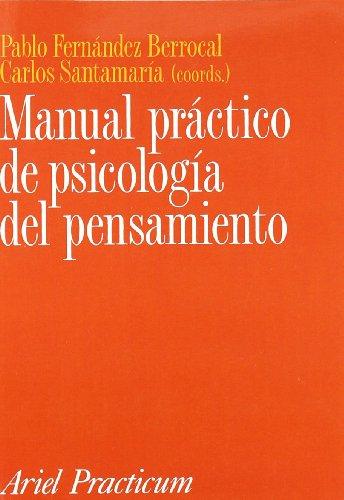 Manual práctico de psicología del pensamiento (Ariel Ciencias Sociales)