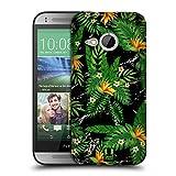 Head Case Designs Voegel Von Dem Paradies Tropische Marmor Drucke Ruckseite Hülle für HTC One Mini 2