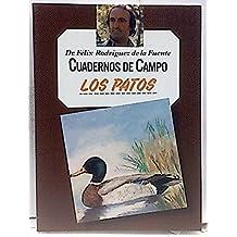 Cuadernos de Campo, 25. Los patos