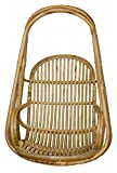 #9: Amour Simple Cane Hanging Chair (Yellow)