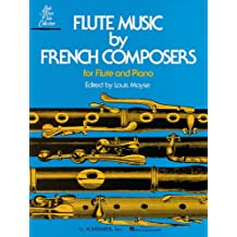 Flute Music By French Composers (Moyse): Noten, Sammelband für Flöte, Klavier