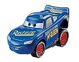 Mattel Disney Cars 3 Powerstart Fahrzeuge, Rückzieh Auto