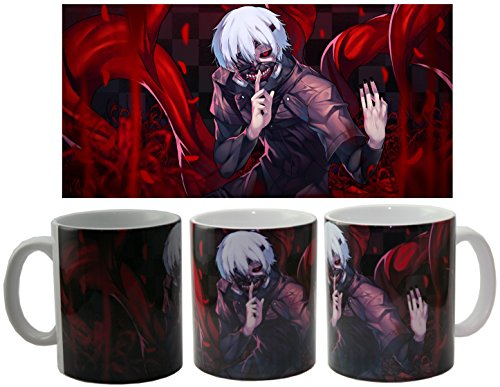 HobbyElx Tasse Motif Tokyo Ghoul