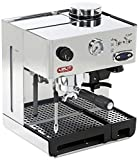 Lelit PL042TEMD Independiente Manual Máquina espresso 2.7L 2tazas Acero inoxidable - Cafetera (Independiente, Máquina espresso, 2,7 L, Molinillo integrado, 1200 W, Acero inoxidable)