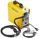 Stanley 460215 Mikromig MIG/MAG-Schweißgerät/Schweißmaschine, halbautomatisch, 90 A