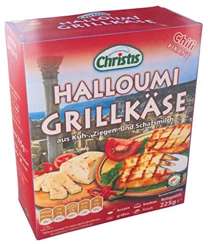 Greco - Halloumi Chili Grillkäse - 225g
